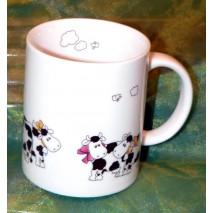 Mug décor vache