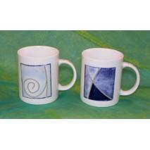 Mug décor volcan
