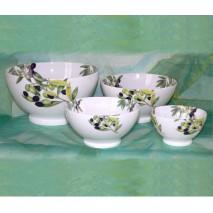 décor olives