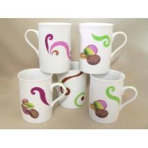 """mug anglais """"macarons"""""""