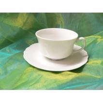 Tasse et sous tasse thé Colbert