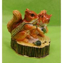 boite écureuils