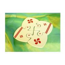 puzzle dessous de plat