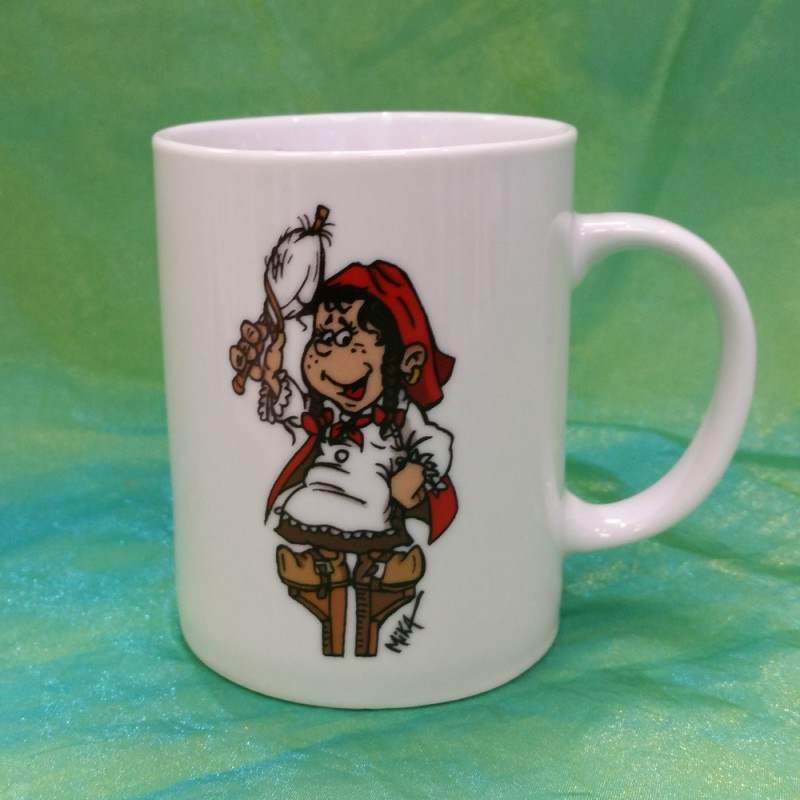 Mug décor P'tit Basque