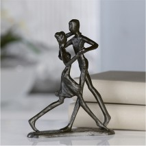Statuette Couple danseur