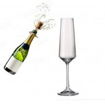 Flûtes à champagne (par 6)
