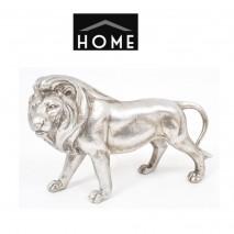 Lion argenté