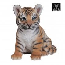 Petit tigre statuette