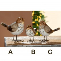 Oiseaux de collection