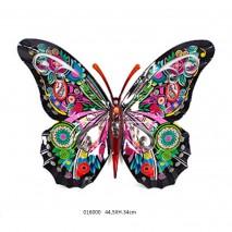 Décoration murale grand papillon