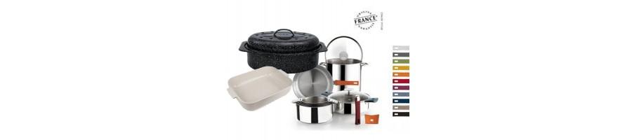 Articles et matière de qualité pour réaliser vos cuissons/recettes délicates et familiales.
